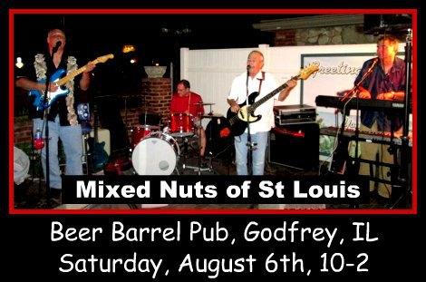 Mixed Nuts of St. Louis 8-6-16