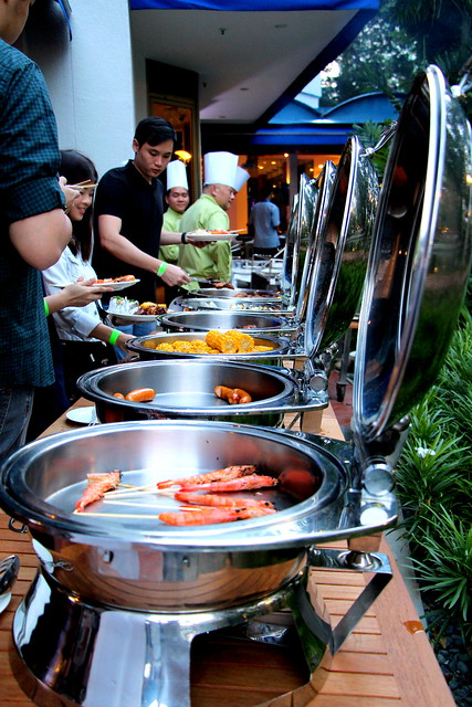Four Points By Sheraton Singapore BBQ & Brew
