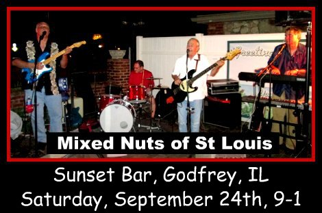 Mixed Nuts of St. Louis 9-24-16
