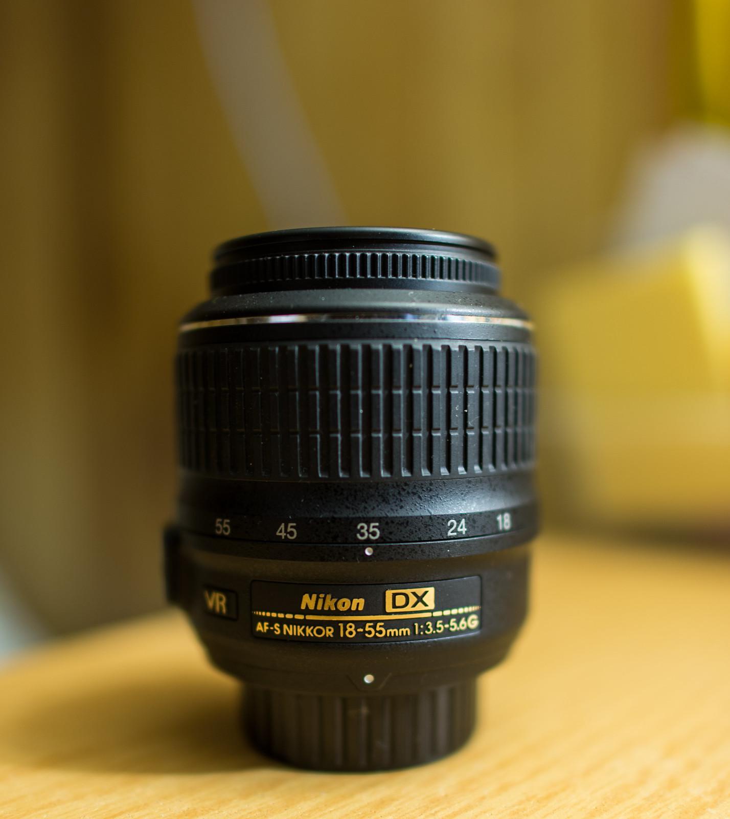 The Kit Lens