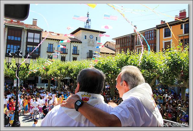 Briviesca Fiestas 2016 Bajada de las blusas  (10)
