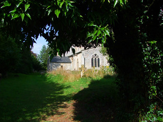 a hidden church