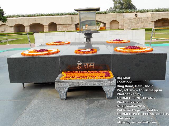 Raj Ghat, Delhi, India