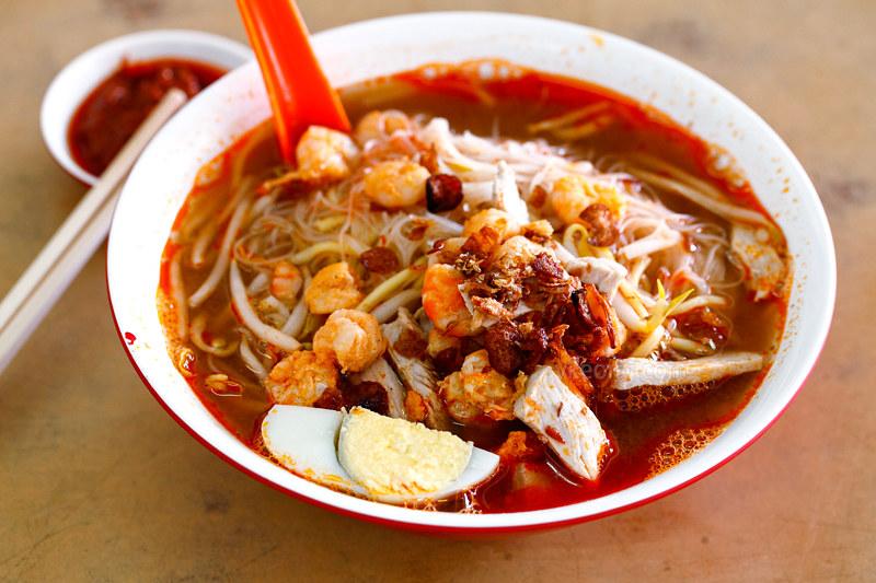 Ampang Chuan Huat Penang Mee Yoke Prawn Mee in KL