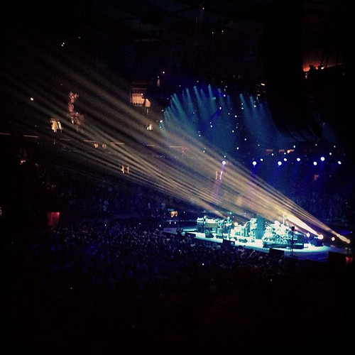 Set 1 #phish #phishheads 12-30-12 | by bahramforoughi