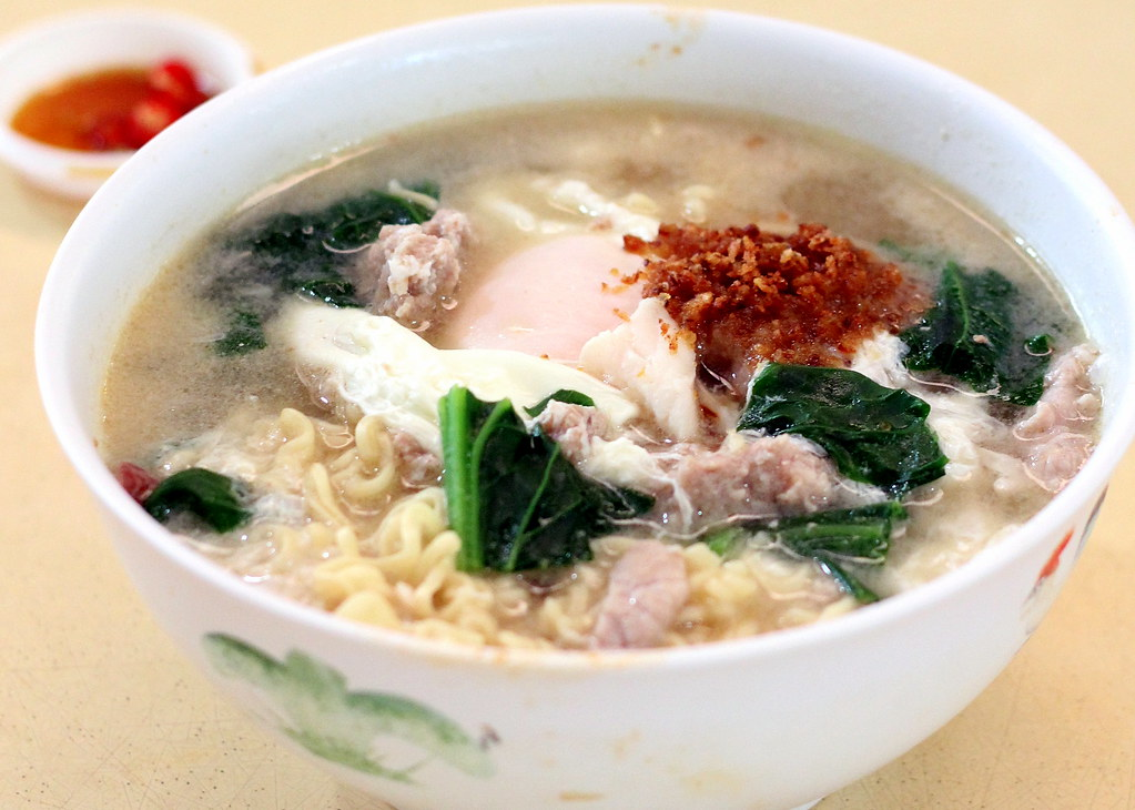Supper Spots in the West: Koka Noodle