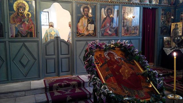 """24 септември - Възхвала на Св. Богородица """"Всецарица"""""""