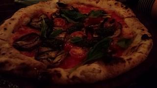 Eggplant Pizza at Gigi's