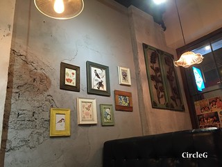 CIRCLE 香港 遊記 食記 旺角 KITCHEN ONE CAFE 壹咖啡店 (9)