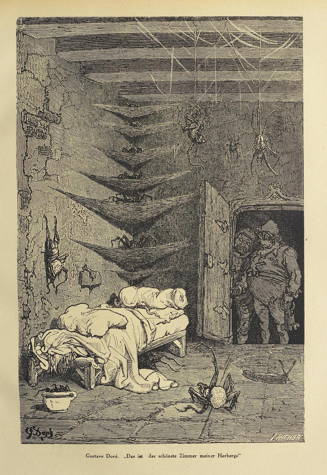 Der Orchideengarten - 1920, Gustave Dore