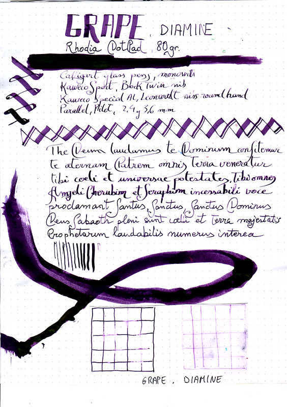 Diamine Grape-1