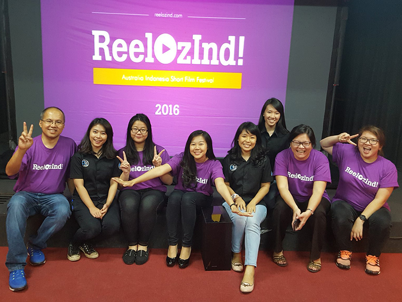 ReelOzInd! Indonesia Premiere