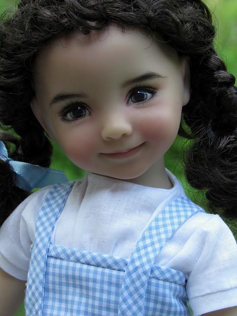 Dorothy, so cute.