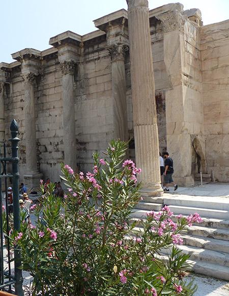 restes église saint asomatos