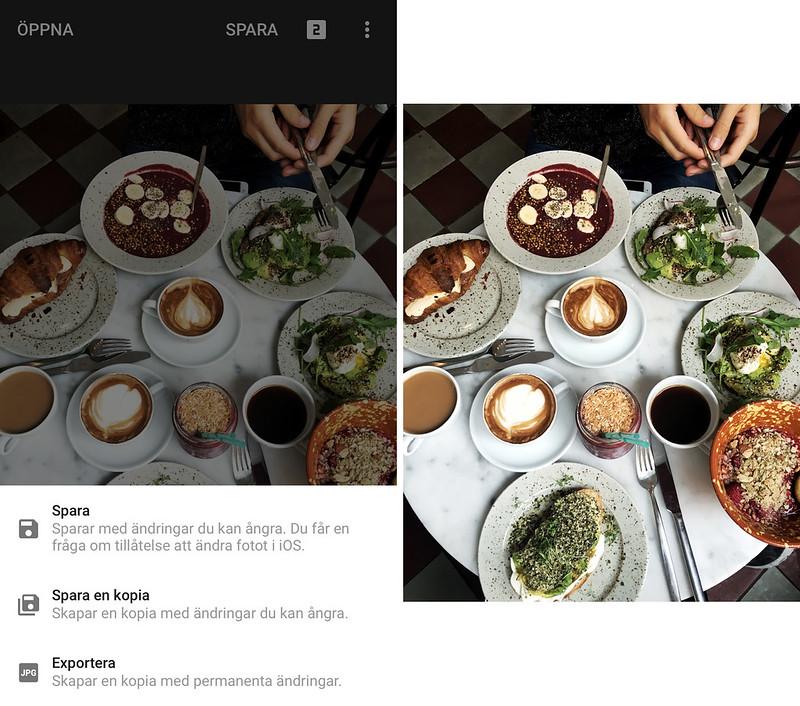 instagramredigering