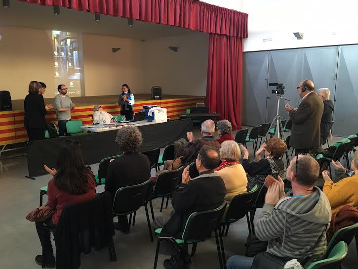 Homenatge a la Neus Català (Els Guiamets, 2015)