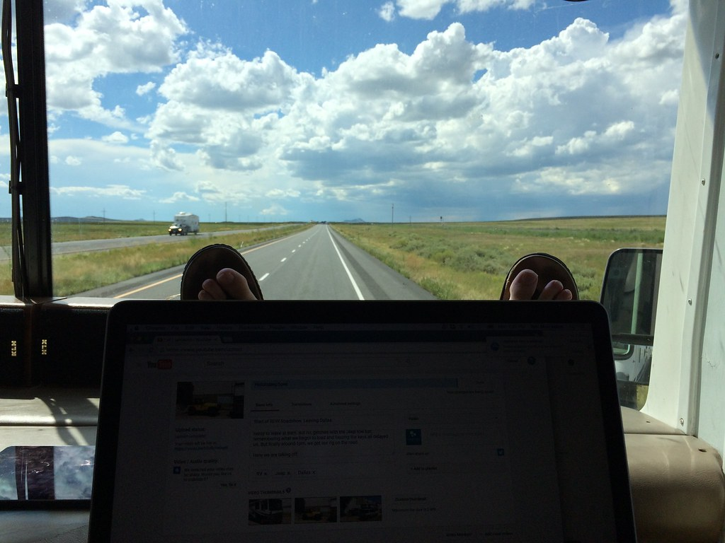 Road office