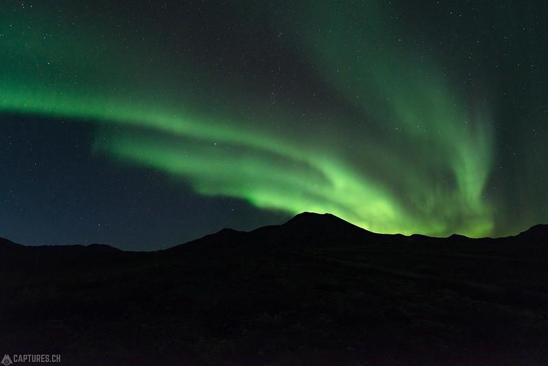 Northern lights 4 - Tombstone Territorial Park