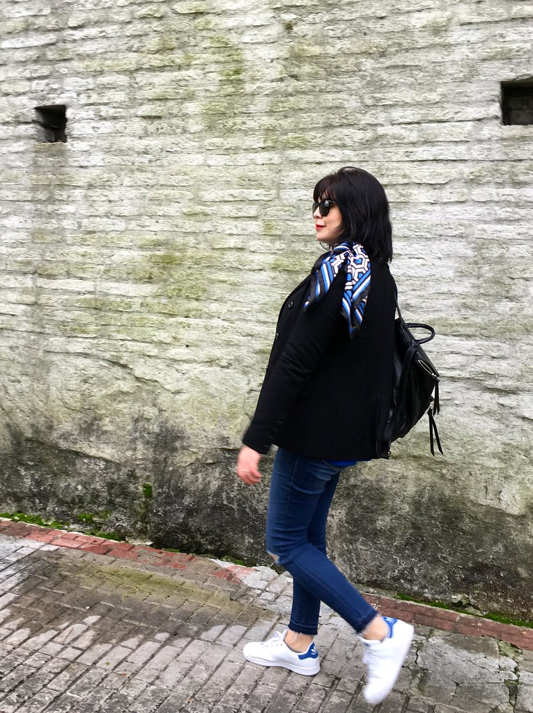 2 Outfit of the Day - Blues Black