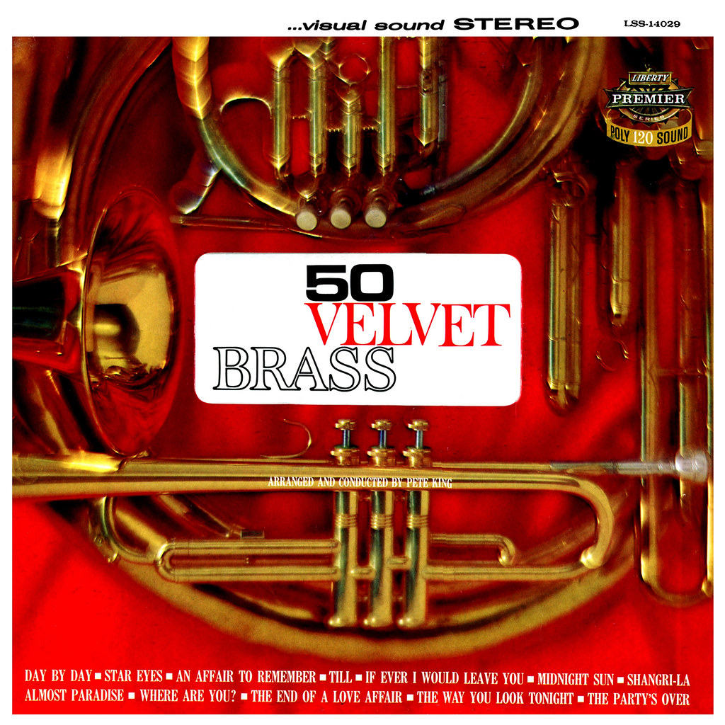 Pete King - 50 Velvet Brass