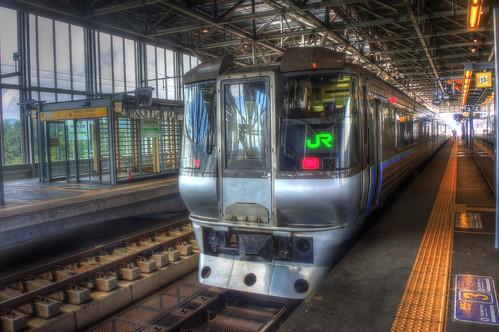 Asahikawa Station on AUG 31, 2016 (5)