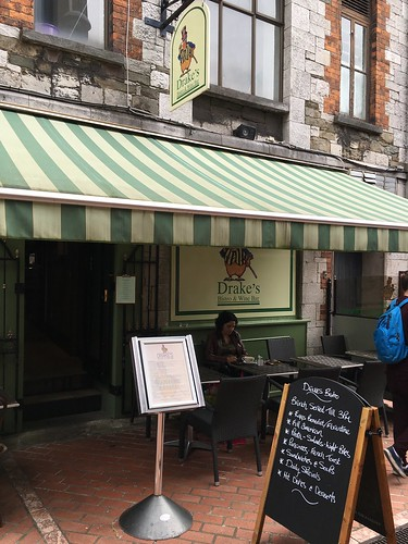 Drake's Bistro & Wine Bar, Cork City, Ireland