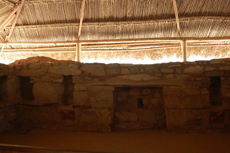 Templo de las Manos Cruzadas, Kotosh, Huánuco, Peru