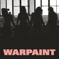Warpaint Heads Up album cover