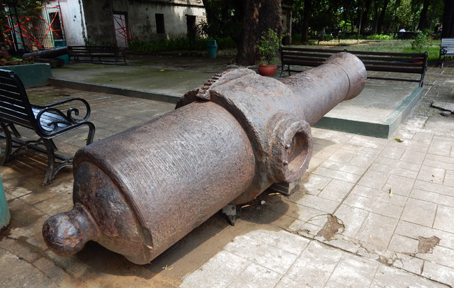 cannon-fort-santiago