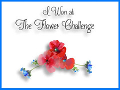 The Flower Challenge - Winner