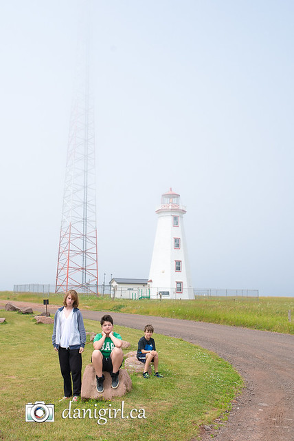 Exploring North Cape PEI