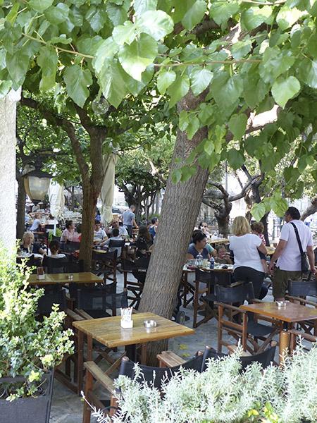 terrasse du Diogènes
