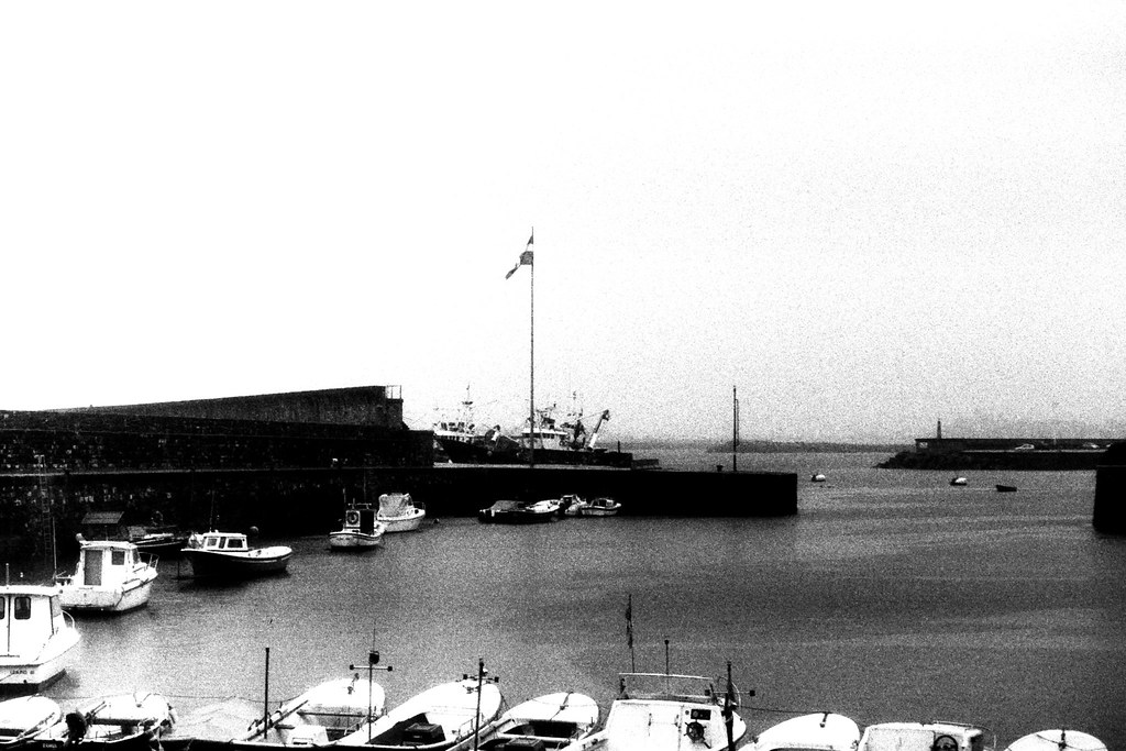 Puerto deportivo. Hondarribia.