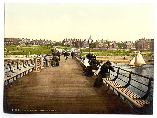 [From the pier, New Hunstanton, England]  (LOC) | by The Library of Congress