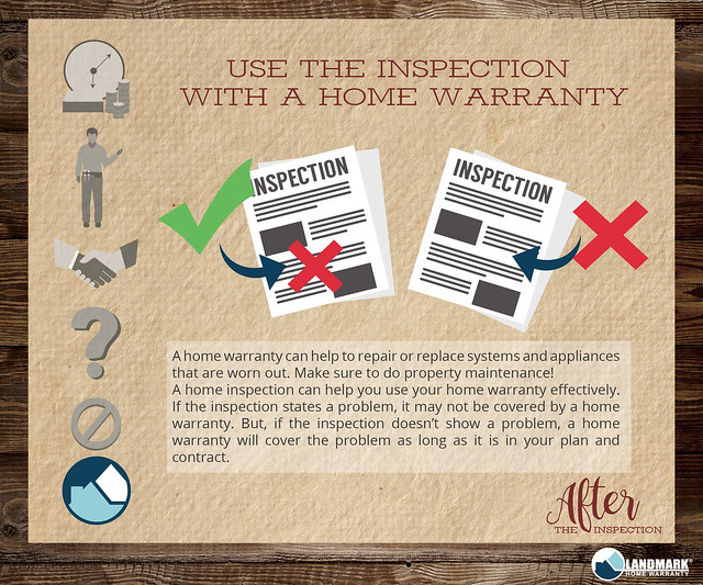Use Inspection for Home Warranty