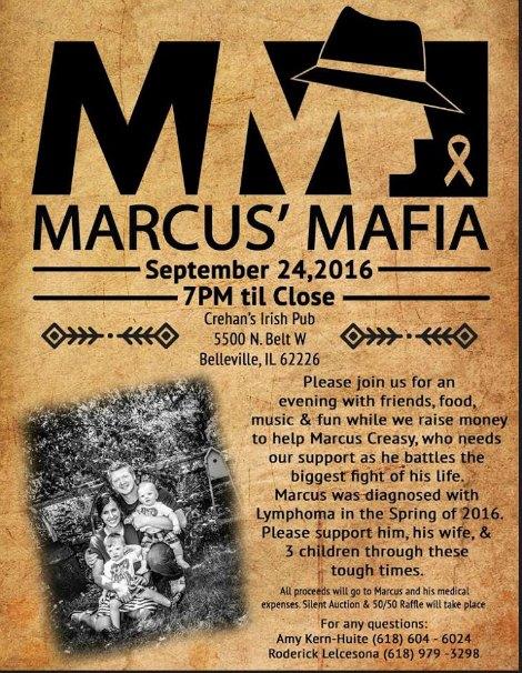Marcus' Mafia 9-24-16