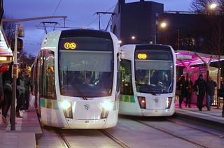 Paris f vrier 2013 le tram t3b porte des lilas 13 flickr - Tramway porte des lilas ...