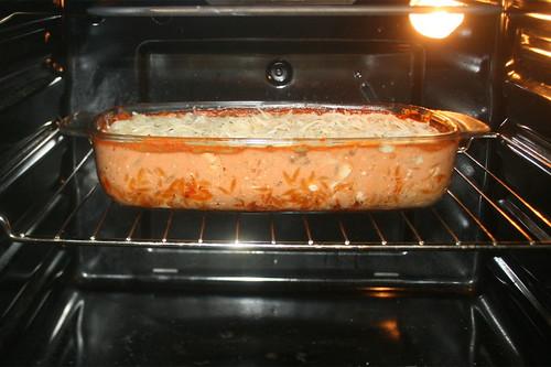 31 - Weiter im Ofen backen / Continue baking in oven