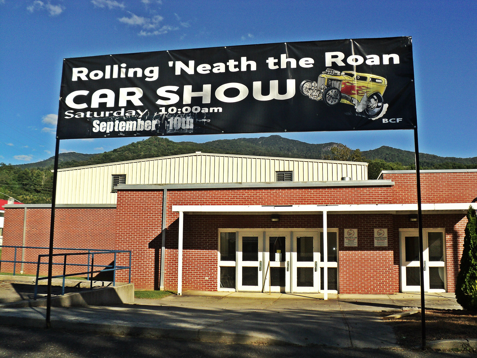 Buladean Elementary -- Mitchell Co, NC