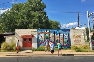 Austin - Austin mural