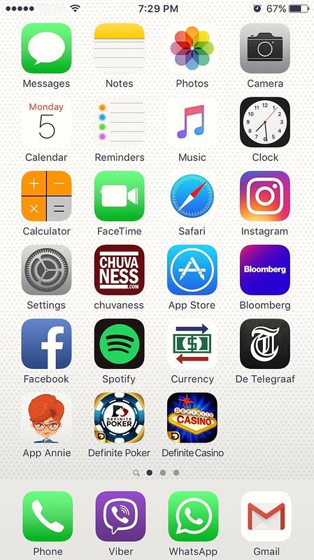 chuvaness app