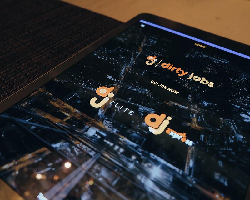 Dirty Jobs App  Review Home Massage Service Manila