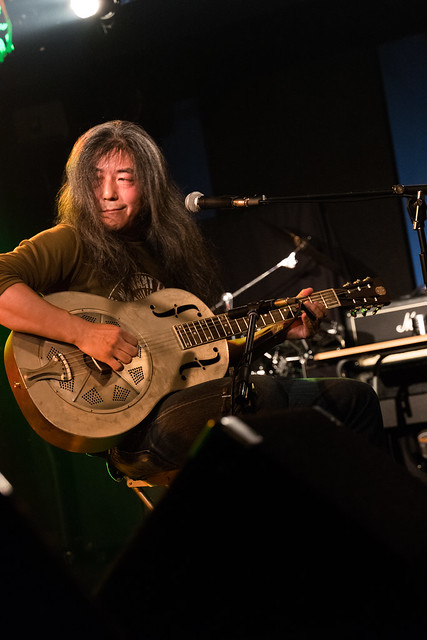 100 FEET live at 獅子王, Tokyo, 15 Sep 2016 -1010181