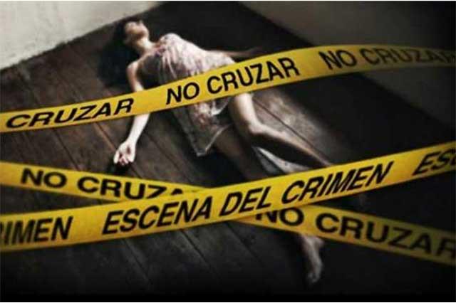 Para robarle asesinan a mujer en Tlaxco