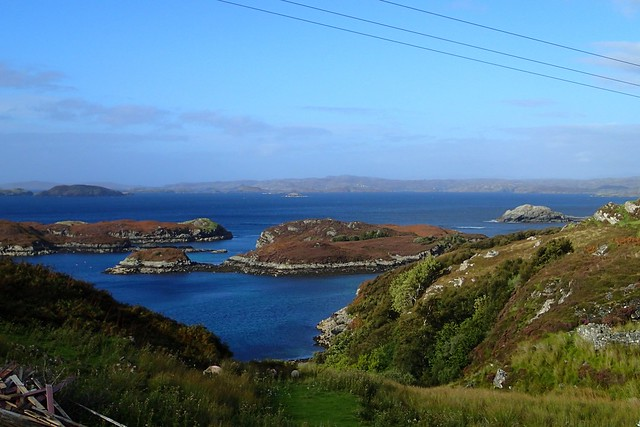 Viewpoint, Drumbeg