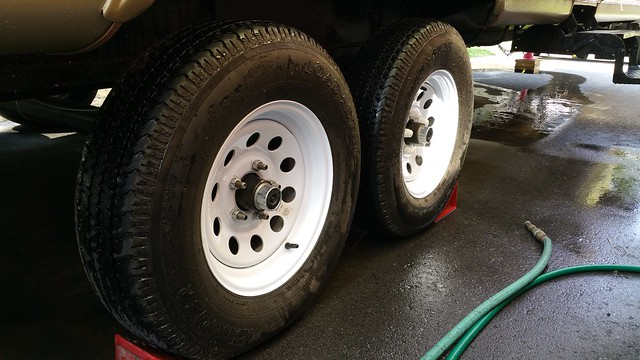 Stock wheels - clean