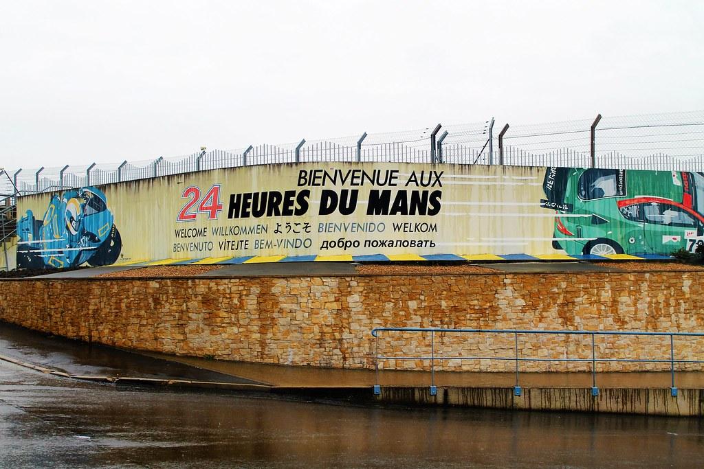 Drawing Dreaming - visitar Le Mans - Museu e Circuito das 24 horas