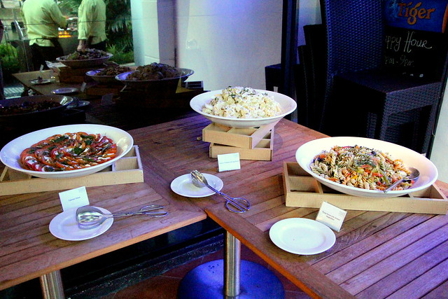 Four Points By Sheraton Singapore BBQ & Brew Salad Bar