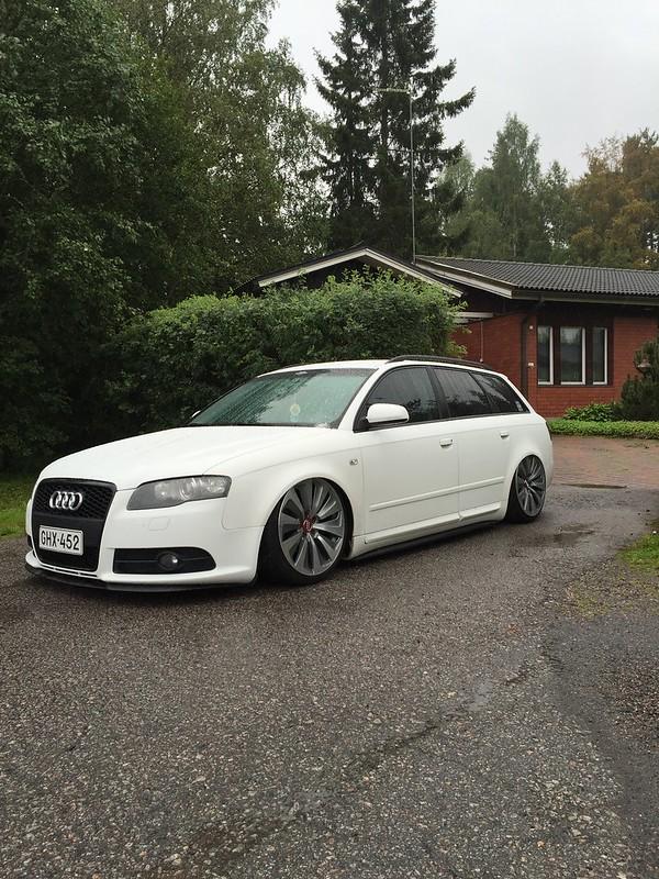 Zoml: Audi A4 B7 Avant //Mätäs Crew - Sivu 4 28873249900_1d4e79c811_c
