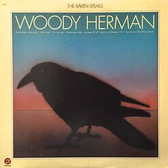 WOODY HERMAN:THE RAVEN SPEAKS(JACKET A)